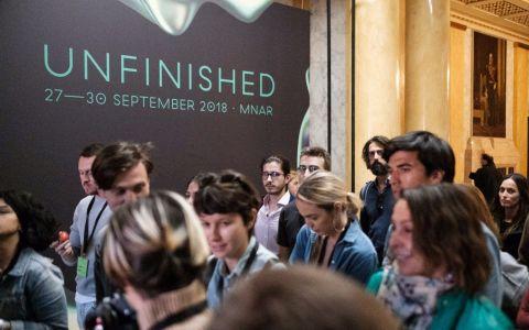 Oamenii viitorului s-au întâlnit la Festivalul Unfinished
