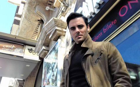Actorul Răzvan Bănică, despre greutatea numelui pe care-l poartă: Ștefan Bănică nu a avut nicio implicare în cariera mea