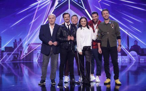 VIDEO bdquo;Bad boy  Petre is back. Mihai Petre, din nou la masa juriului pentru sezonul #9suprem Românii au talent