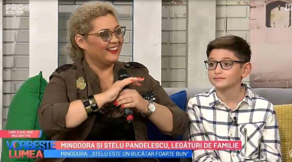 VIDEO Minodora și Stelu Pandelescu, legaturi de familie