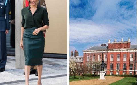 Sora lui Meghan Markle, acces interzis la Palatul Kensington! Gărzile au întors-o din drum!