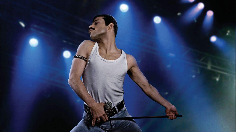 Rami Malek,  excepțional  în rolul Freddie Mercury, din pelicula Bohemian Rhapsody