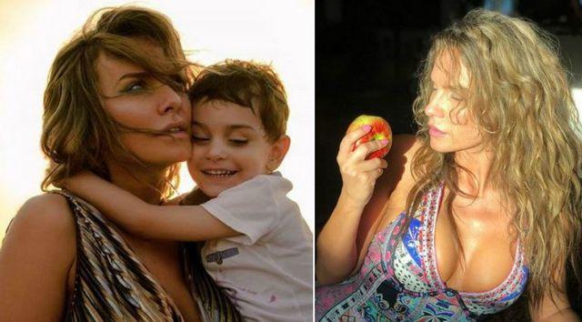 Pe ea o vezi mereu la Tv, însă imaginile cu băiețelul ei sunt rare. Cum arată fiul Annei Lesko