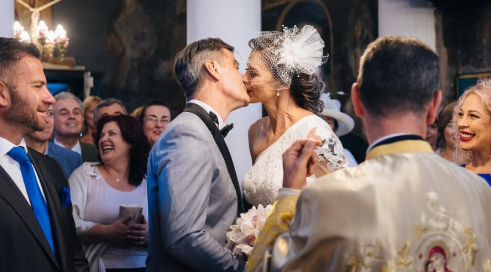 VIDEO Roxana Ciuhulescu, nuntă și botez în aceeași zi. Imagini superbe
