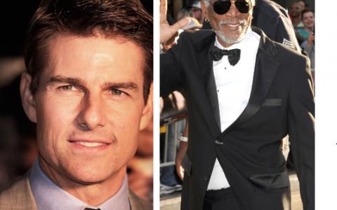 Oblivion, filmul în care Tom Cruise şi Morgan Freeman devin oamenii viitorului