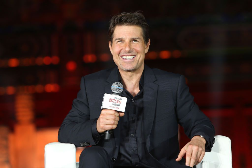 De ce se spune despre Tom Cruise că e la fel de sexy ca la 24 de ani? Vezi cum arată la filmările noului Top Gun!