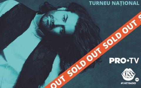 Cu 3 saptamani inaintea Turneului National Confesiune, concertul lui Smiley din Constanta este sold out