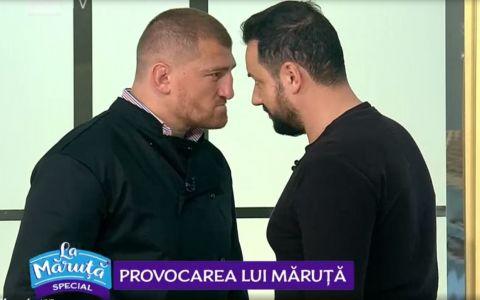 VIDEO: Provocarea lui Măruță pentru Cătălin Moroșanu