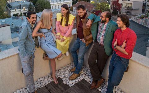 Actorii din serialul  Triplusec  vin ASTĂZI, 12 octombrie, la  Vorbește lumea