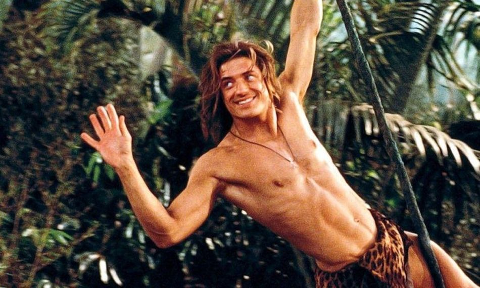 Cum arată acum Brendan Fraser, starul din  George, trăsnitul junglei
