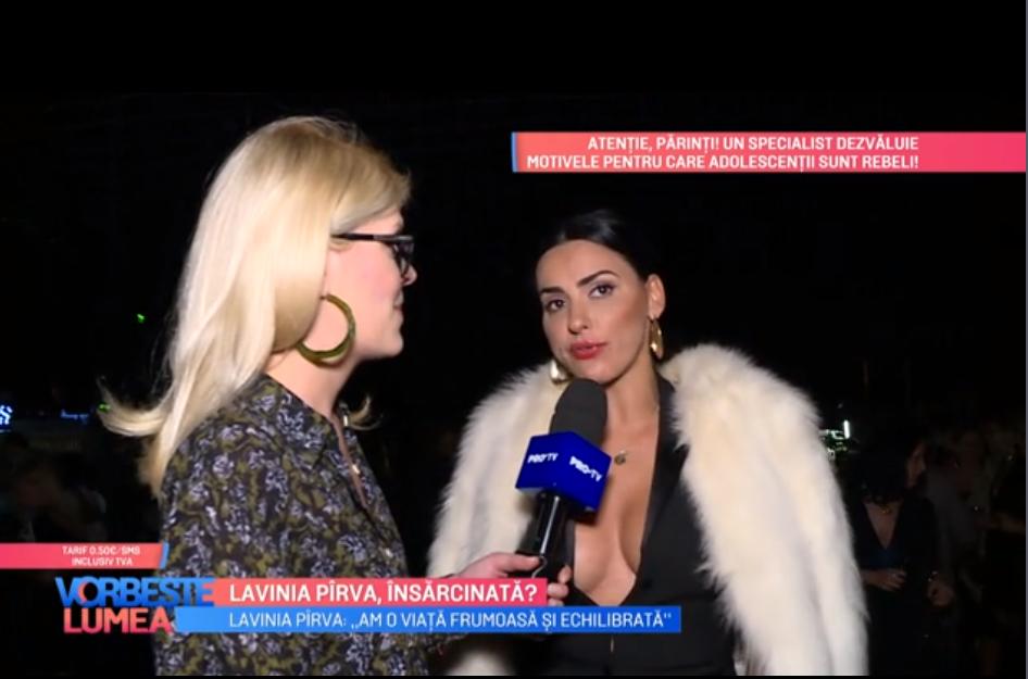 VIDEO Lavinia Pârva dezvăluiri despre căsnicia sa