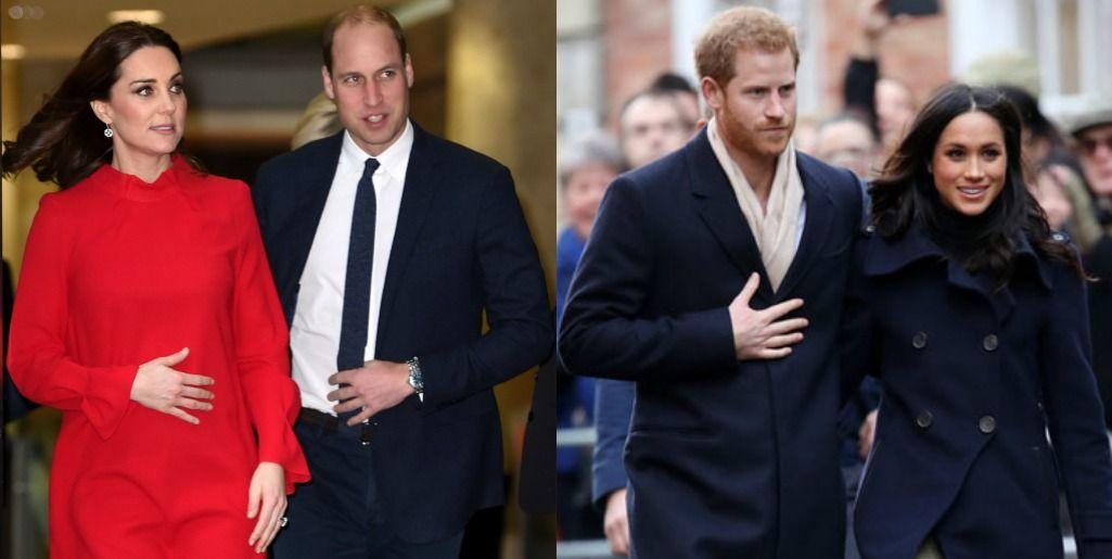 Cum au reacționat William și Kate la anunțul că Meghan și Harry așteaptă primul lor copil