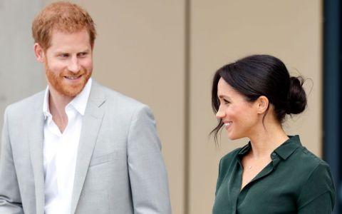 Cum îl va chema pe bebeluşul lui Meghan Markle şi al Prinţului Harry?