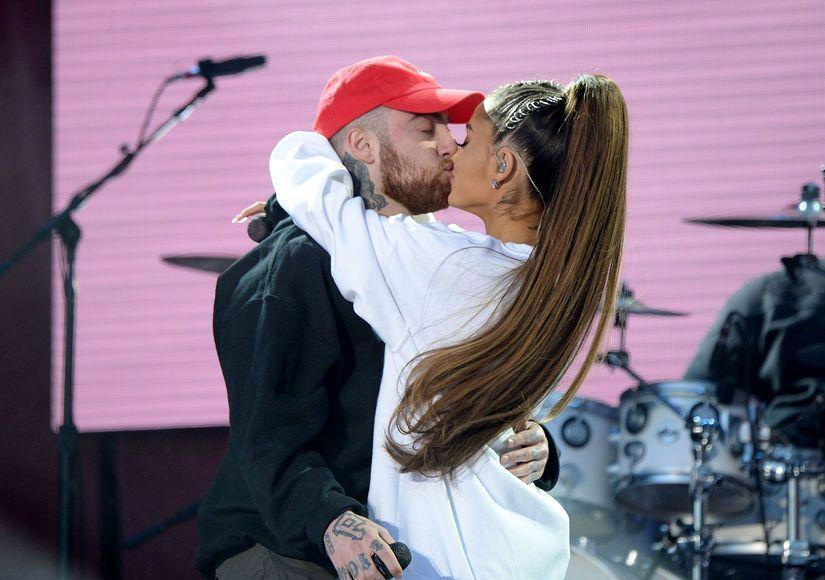 Ariana Grande și Pete Davidson s-au despărțit. Artista spune că e încă devastată după moartea luk Mac Miller