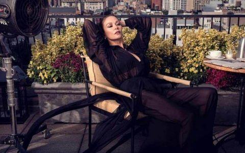Catherine Zeta-Jones le-a arătat fanilor apartamentul său de 5 milioane de dolari