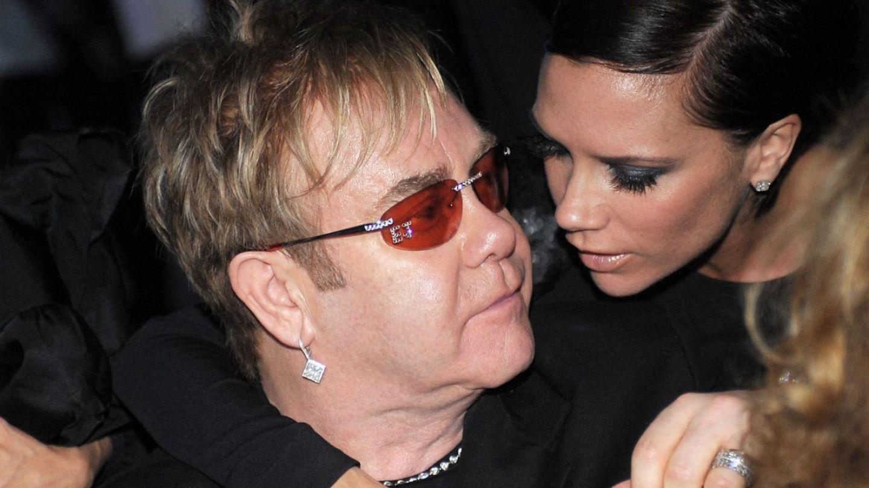 Victoria Beckham, către Elton John: bdquo;Am renunțat la muzică din cauza ta