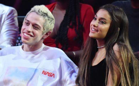Ariana Grande i-a înapoiat lui Pete Davidson inelul de logodnă