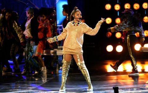MTV European Music Awards: Janet Jackson va primi trofeul Global Icon