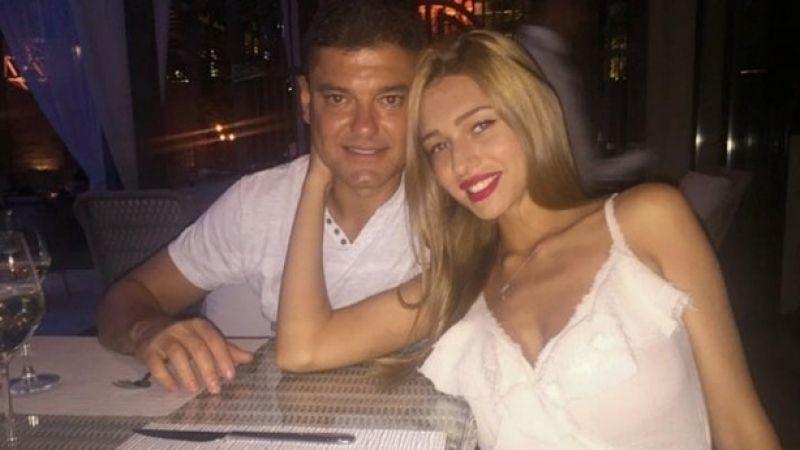 Cristian Boureanu se căsătorește cu Laura Dincă