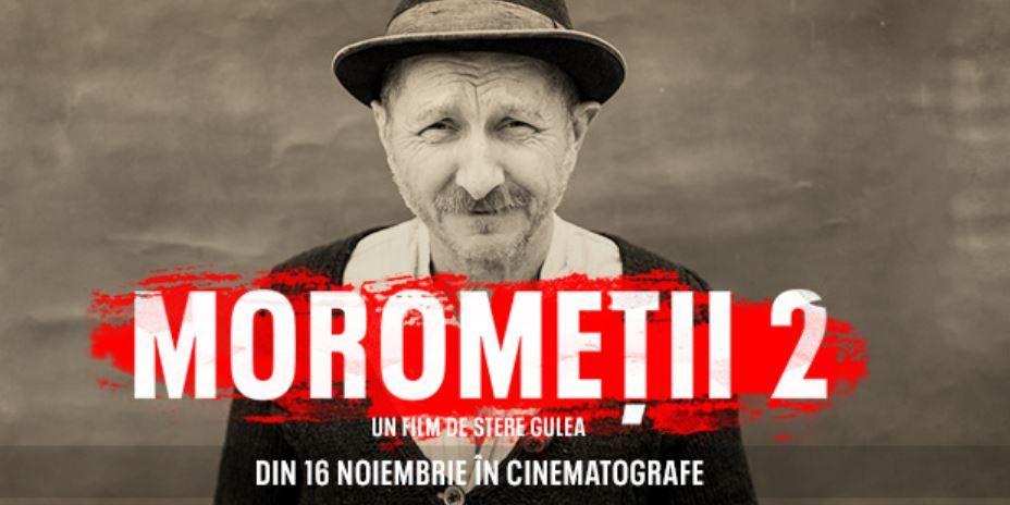 Filmul  Moromeții 2  va fi prezentat în avanpremieră în țară, înainte de lansarea oficială din 16 noiembrie