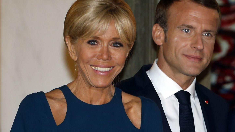 Cum au sărbătorit Brigitte și Emmanuel Macron 11 ani de căsnicie