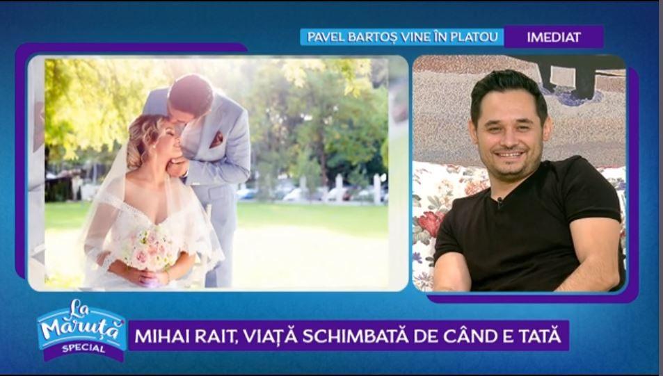 """VIDEO Mihai Rait, dezvăluiri din culisele """"Las Fierbinți"""""""
