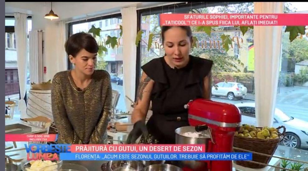 VIDEO Să bucătărim..Prăjitură cu gutui, un desert de sezon