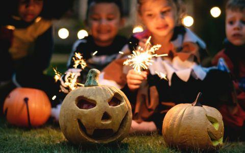 În prag de Halloween, în weekend avem...poteca dovlecilor fermecaţi