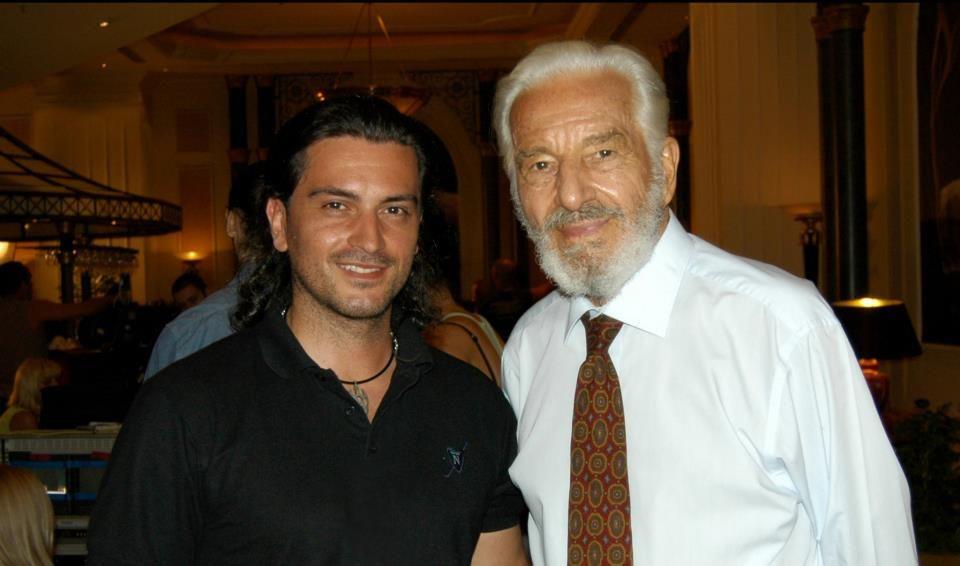 Bogdan Jianu, pe urmele lui Sergiu Nicolaescu:  A fost idolul meu și de la el am învățat două lucruri importante