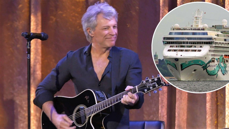 Jon Bon Jovi a devenit distracție de vacanță pe vasele de croazieră. Cât costă să-l auzi cântând în Caraibe