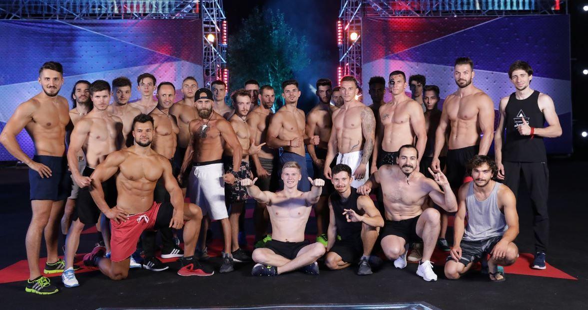 25 de eroi luptă duminică în marea finală Ninja Warrior România!