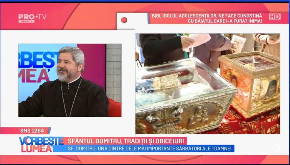 VIDEO Sfântul Dumitru, obiceiuri și tradiții