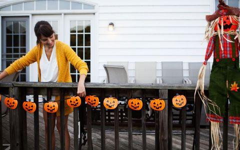 VIDEO Cum să faci singur decorațiuni de Halloween?