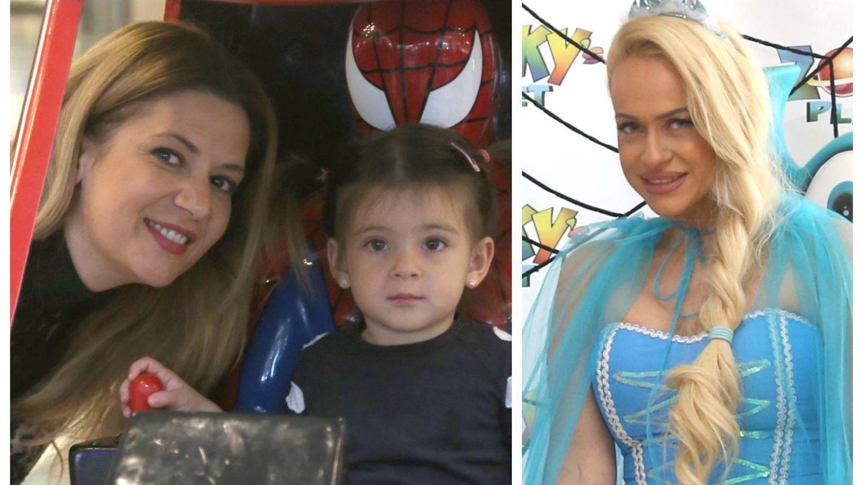 Cum s-au costumat vedetele din România și copiii lor, la petrecerea de Halloween
