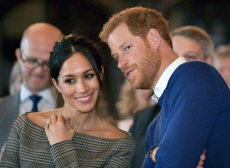 Presa din Regatul Unit crede că Meghan și Harry au dezvăluit - accidental - sexul copilului. Ce a spus Prințul