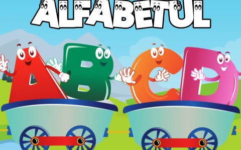 Marius Moga promovează educația prin distracție: DeMoga Kids lansează cântecul  Alfabetul .