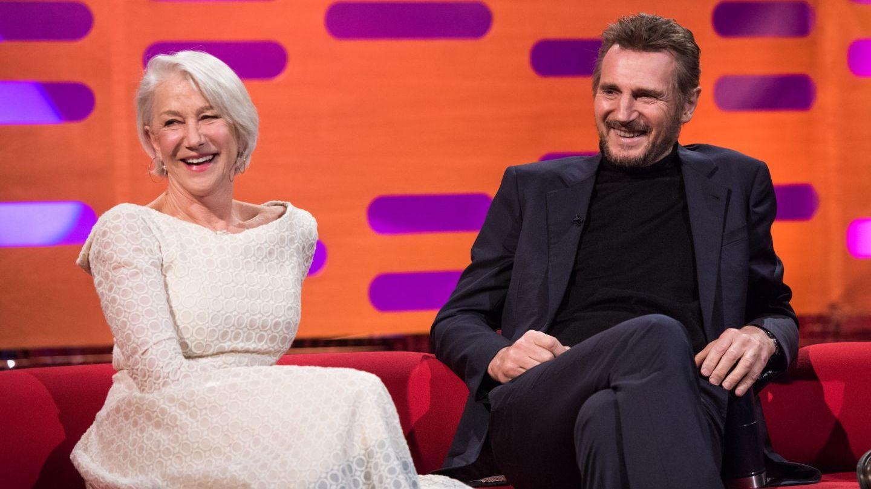 Helen Mirren și Liam Neeson, dezvăluiri despre povestea lor de iubire de acum 30 de ani.  Eram nebun după ea