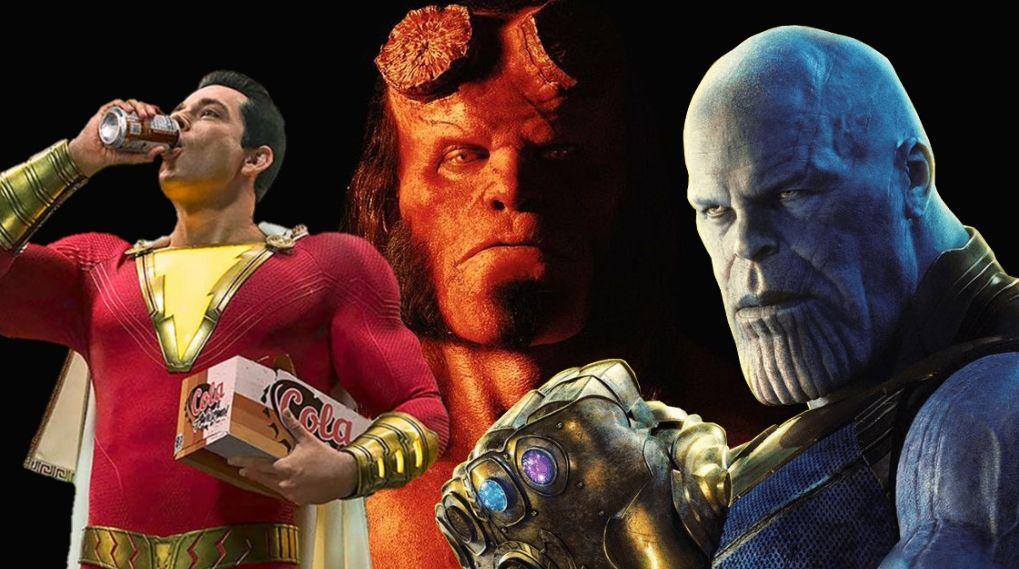 Cele mai așteptate 5 filme cu supereroi și sci-fi din 2019