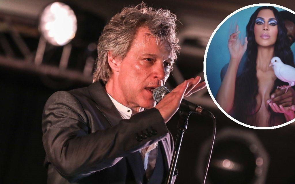 De ce n-o suportă Jon Bon Jovi pe Kim Kardashian: bdquo;Ce o să scrie în autobiografia ta?