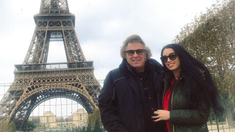 Don McLean, vacanță romantică la Paris cu iubita mai tânără cu 49 de ani
