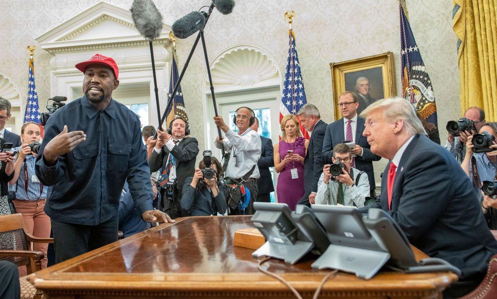 Kanye West nu vrea să mai audă de Donald Trump:  Am fost folosit