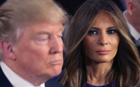 Melania Trump, furioasă din nou pe soțul ei. Ce a declarat președintele american