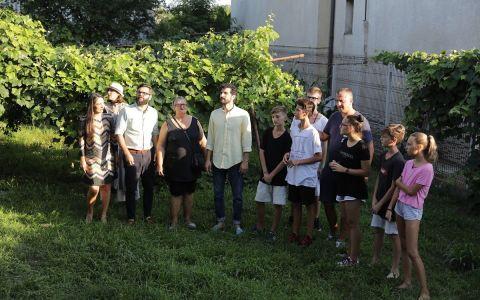 Familia Dascălu a primit din partea echipei Visuri la cheie șansa la un viitor mai bun într-o casă complet renovată