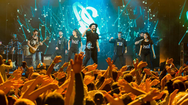 Pe 7 noiembrie, Smiley îţi face o  Confesiune  la Cluj! Concert extraordinar, în cadrul turneului naţional!