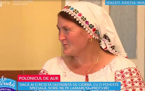 VIDEO Dacă ai o rețetă deosebită de ciorbă, cu o poveste specială, scrie-ne pe bdquo;La Măruță