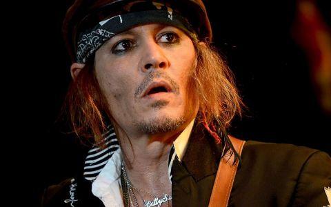 Johnny Depp are  creierul fiert . Obiceiul stupefiant care îi pune viața în pericol actorului