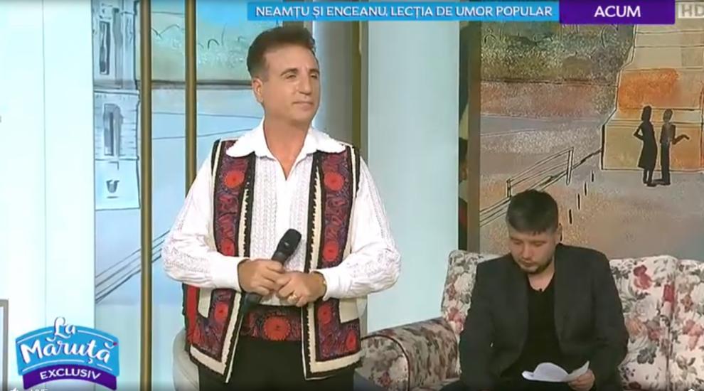VIDEO Neamțu și Enceanu, lecția de umor popular