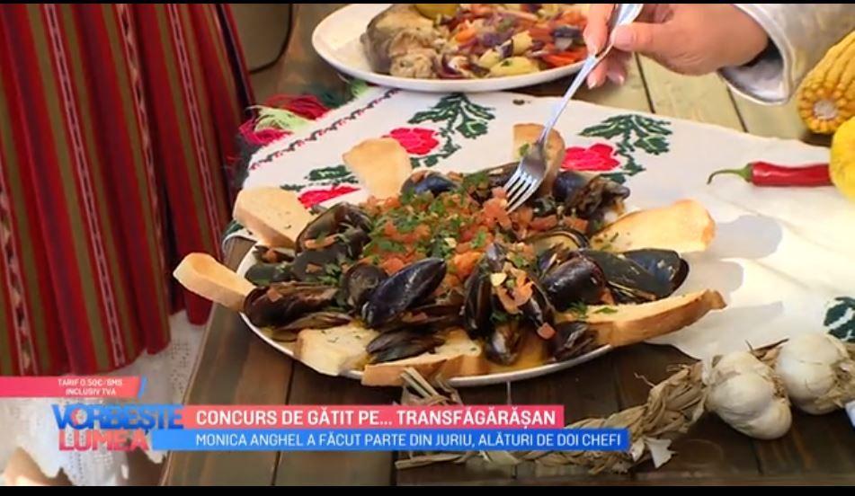 VIDEO Concurs de gătit pe Transfăgărășan