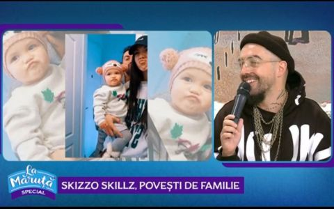 VIDEO Skizzo Skillz, povești de familie