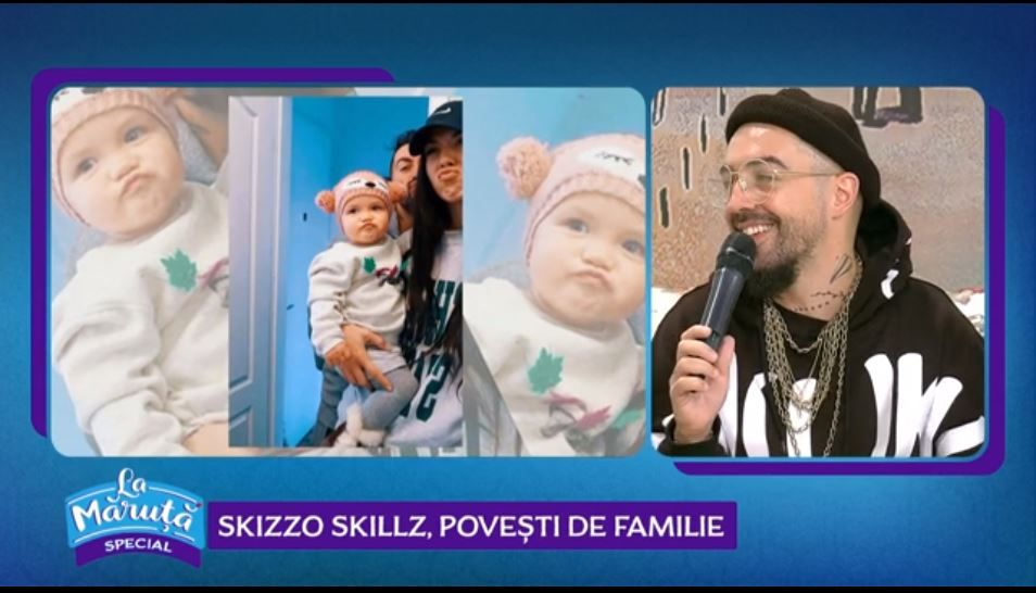 VIDEO Skizzo Skillz, povești de familie